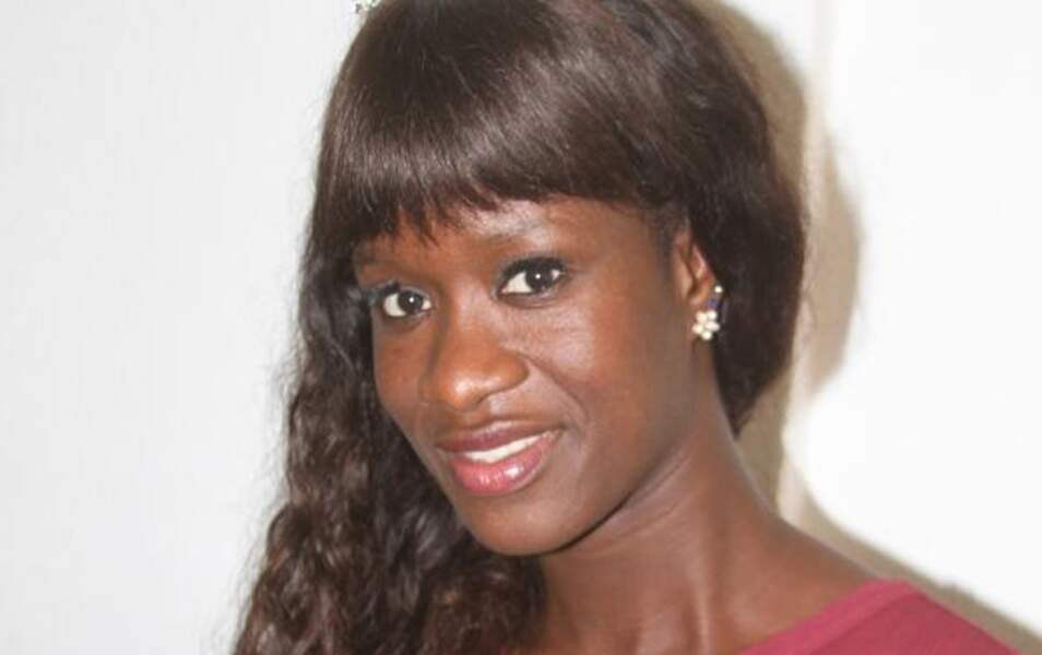 Miss Guinée-Bissau Heny Tavaras, 22 ans, 1m73
