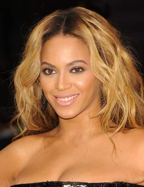 Beyoncé sur le tapis rouge
