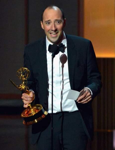 Meilleur second rôle masculin dans une comédie : Tony Hale, Veep