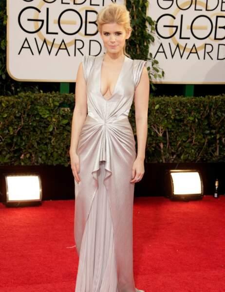 Kate Mara manque de relief (sa robe en tout cas)