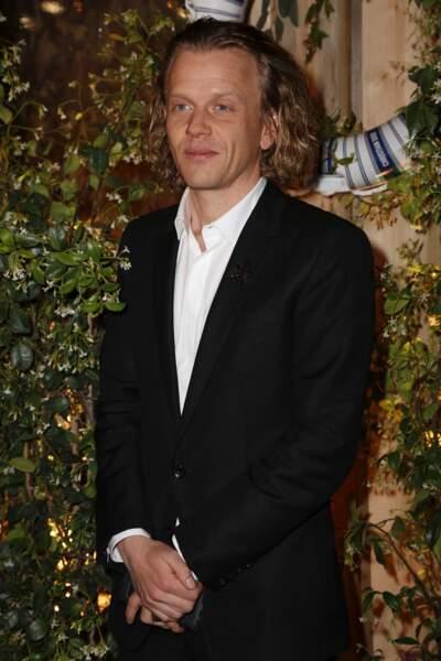 Alex Lutz au dîner Dior et Vogue lors du Festival de Cannes