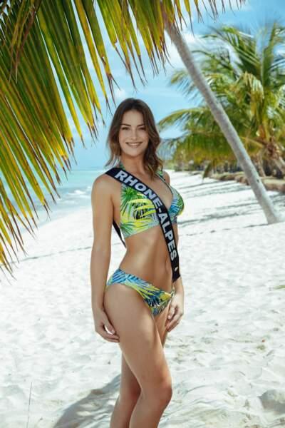Miss Rhône-Alpes 2018: Pauline Ianiro