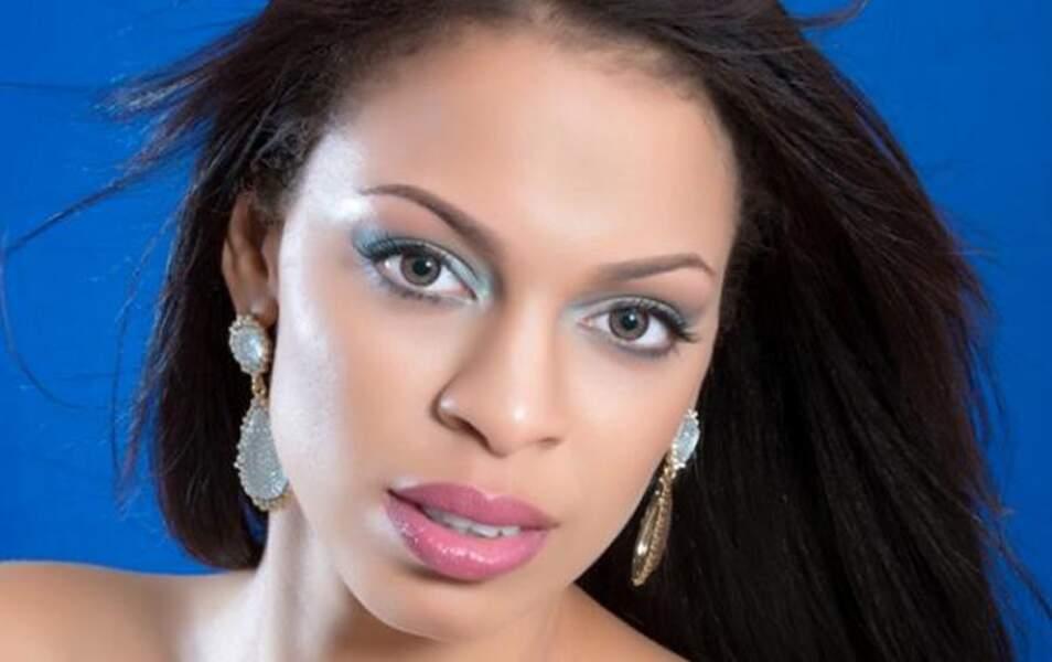 Miss Îles Vierges des Etats-Unis Petra Cabrera-Badia, 21 ans, 1m78