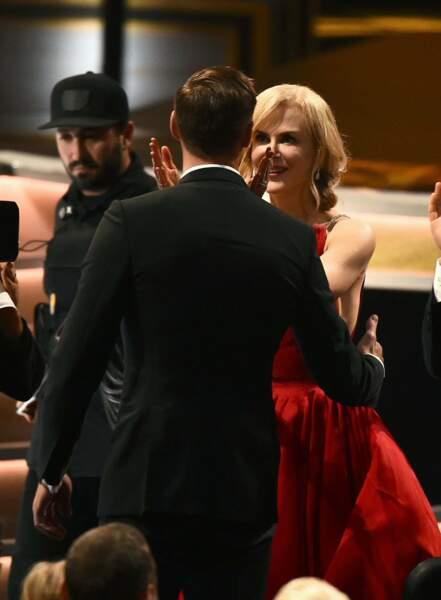 Emmy Awards 2017 : Alexander Skarsgard est récompensé comme Meilleur acteur dans une mini-série dramatique