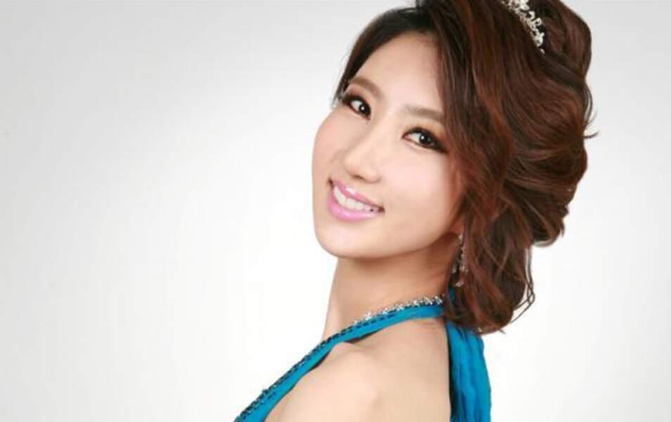 Miss Corée Min Ji Park, 24 ans, 1m70