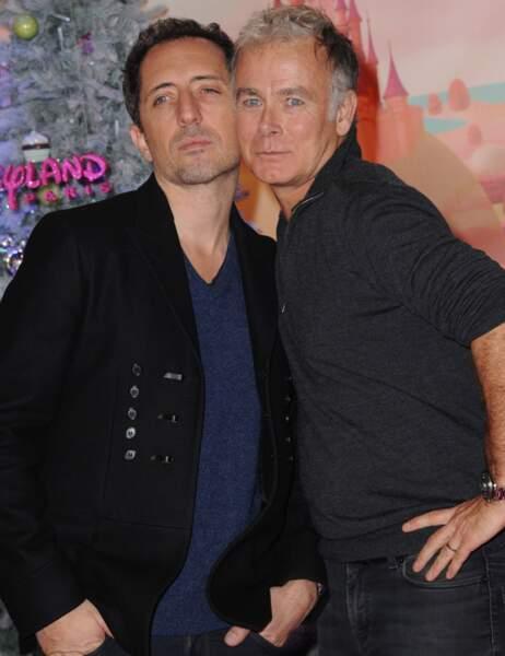 Gad Elmaleh et Franck Dubosc