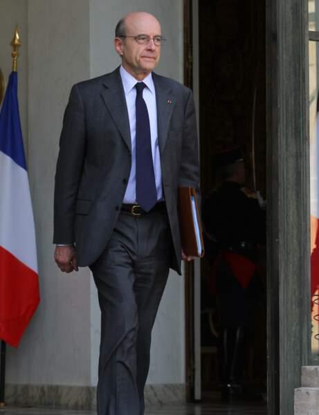 48- Alain Juppé fait son entrée dans le classement à la 48ème place