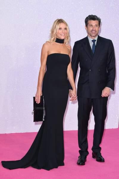 Ces stars parents de jumeaux : Patrick Dempsey et sa femme Jillian