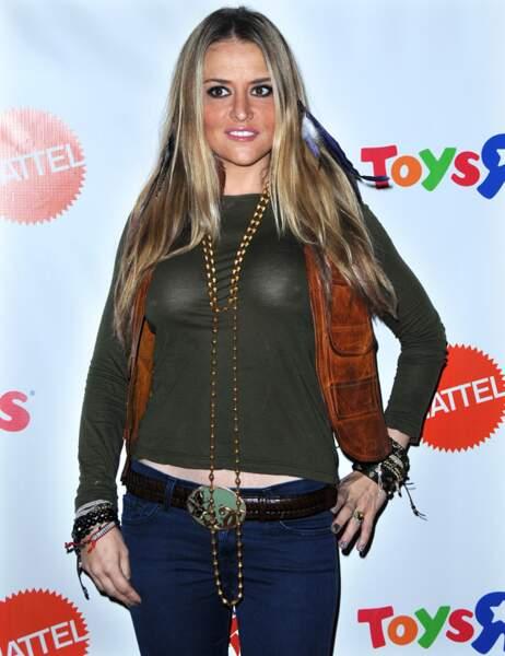 Brooke Mueller, la femme de Charlie Sheen, un modèle de classe et d'élégance