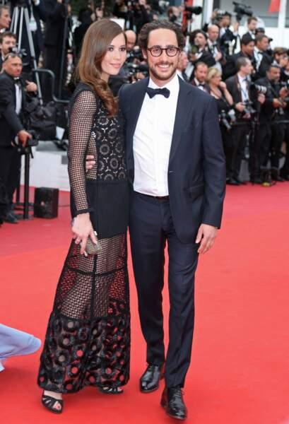 Emilie Broussouloux et Thomas Hollande