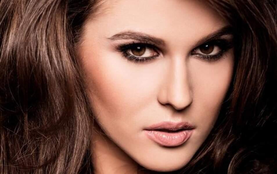 Miss Pologne Katarzyna Krzeszowksa, 23 ans, 1m72