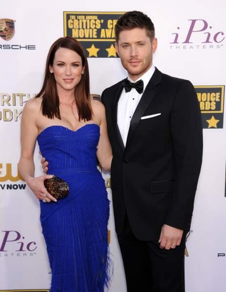 Ces stars parents de jumeaux : Jensen Ackles, le héros de Supernatural, et sa femme Danneel Ackles