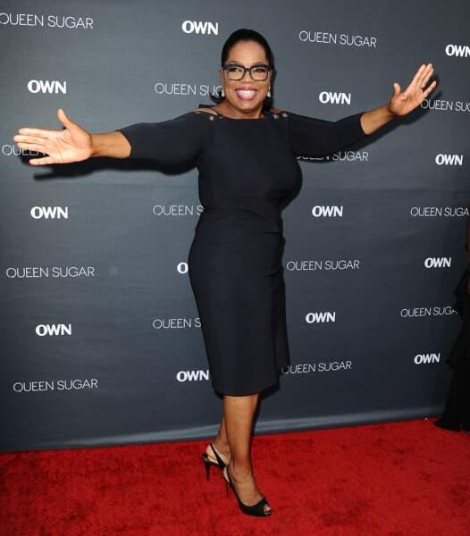Avant-après ces stars qui ont perdu du poids - Oprah Winfrey après