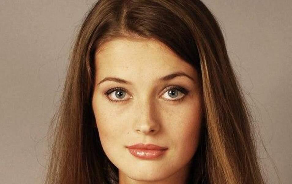 Miss Ukraine Anna Zaiachkivska, 21 ans, 1m79