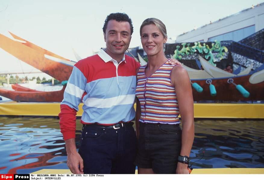 Olivier Chiabodo dans les années 90