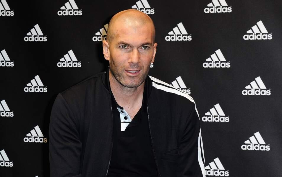 29- Zinedine Zidane, toujours présent