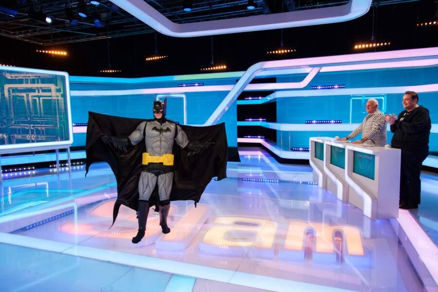 ... celui de Batman bien sûr !