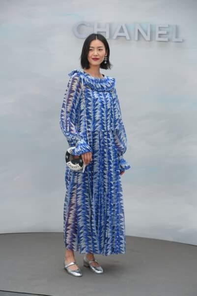 Défilé Chanel : Liu Wen