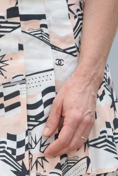 Défilé Chanel : Vanessa Paradis