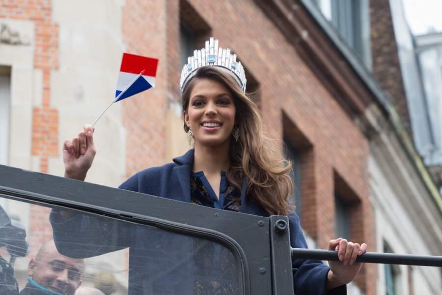 Miss Univers à Lille
