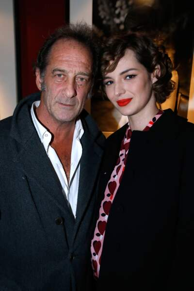 Vincent Lindon et Louise Bourgoin