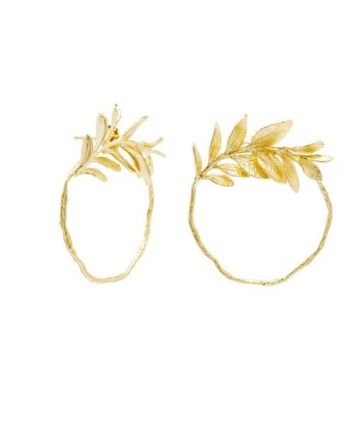 Boucles d'oreilles Rafaella, Louyetu, 61 euros