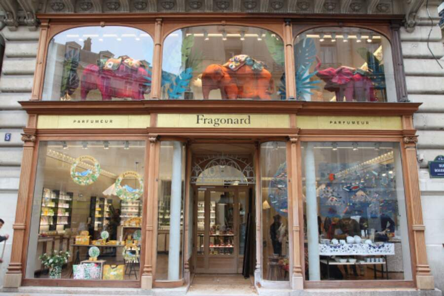 Boutique Fragonard Haussmann, Paris