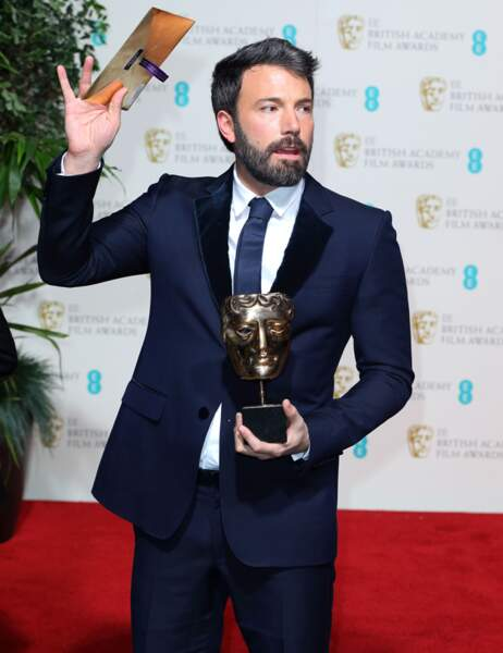 Ben Affleck grand gagnant avec Argo