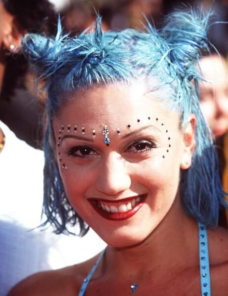 Gwen Stefani en plein blues