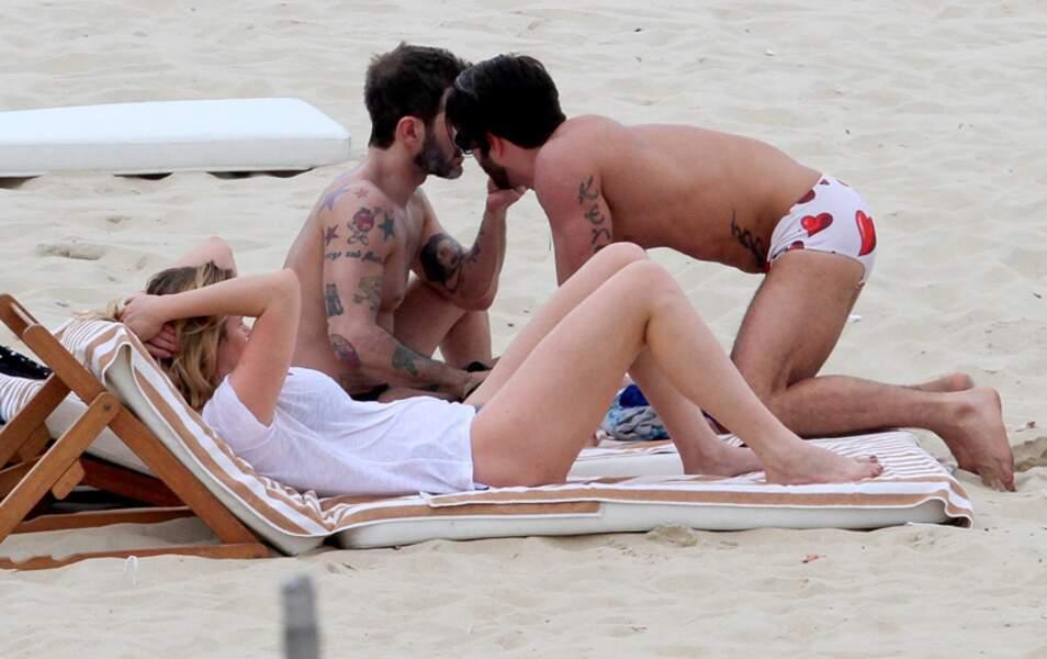Marc Jacobs et son petit ami Harry Louis