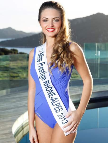 Katarina JEVTOVIC, Miss Prestige Rhône Alpes