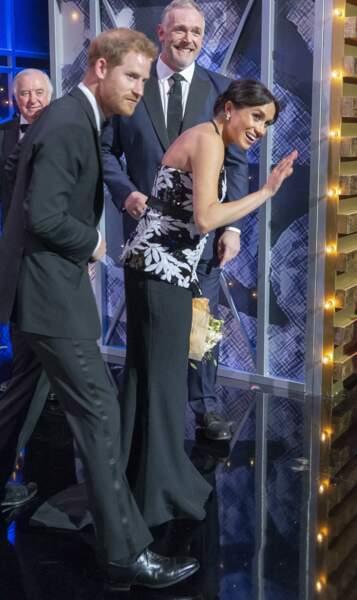 Meghan Markle et le prince Harry ont assisté à la nouvelle édition du Royal Variety Performance.