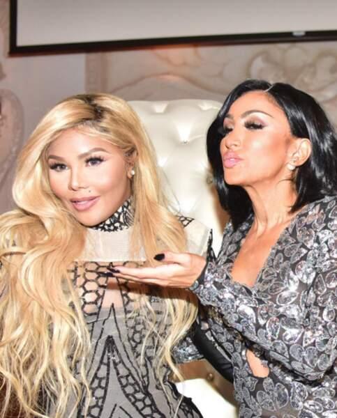 Lil'Kim en 2016: qui est cette personne? Une real housewife of Beverly Hills?
