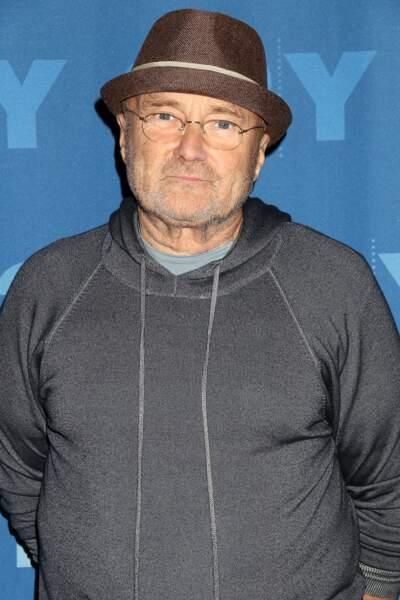 Saurez-vous reconnaître qui sont leurs très célèbres pères : Phil Collins