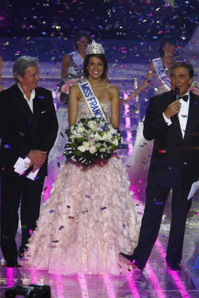 Laury Thilleman, Miss France 2011