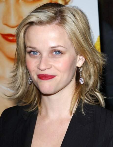 Reese Witherspoon, aussi jolie en 2003...