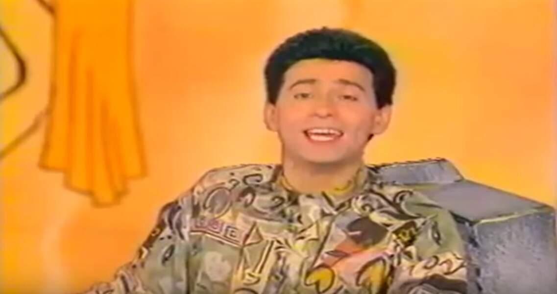 Luq Hamet dans les années 90