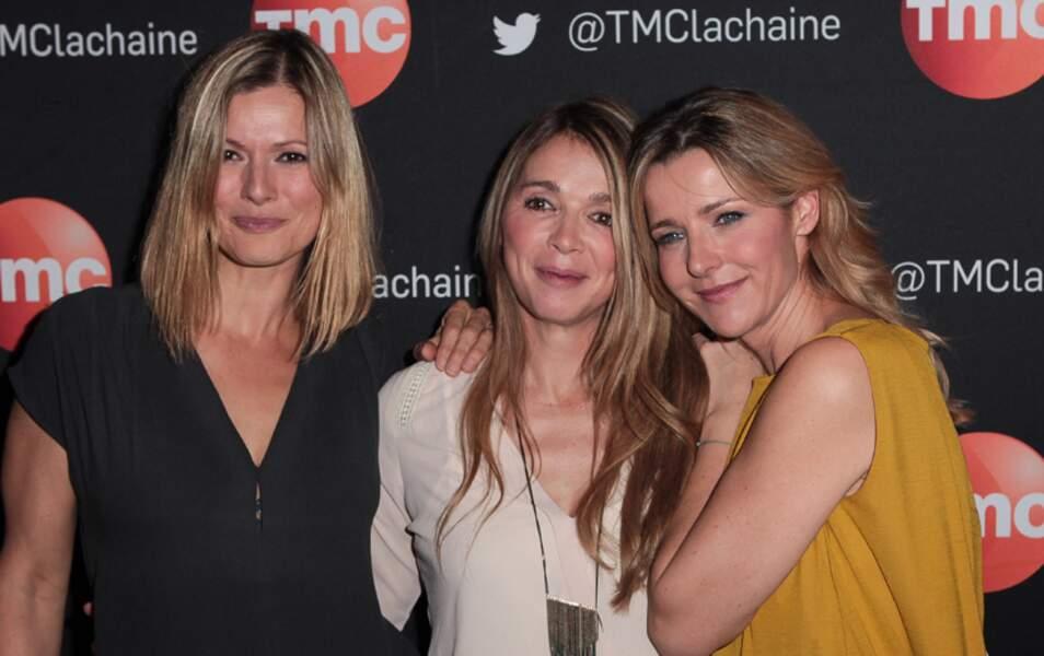 Laly Meignan, Hélène Rolles et Laure Guibert