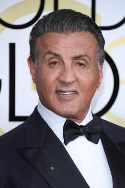Saurez-vous reconnaître qui sont leurs très célèbres pères : Sylvester Stallone