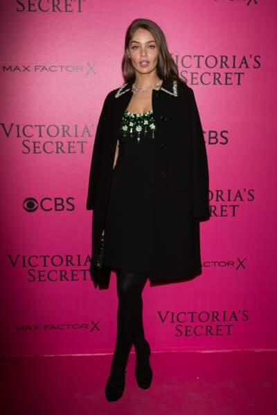 Défilé Victoria's Secret : Marie-Ange Casta