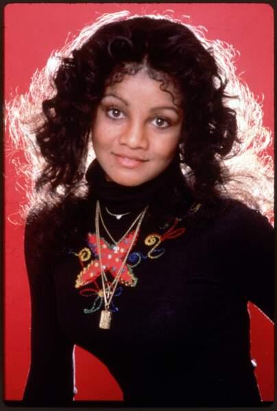 Ces stars qui ont VRAIMENT abusé de la chirurgie esthétique : La Toya Jackson avant