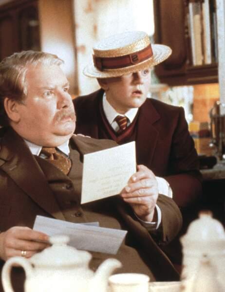 Dudley Dursley, le cousin d'Harry...
