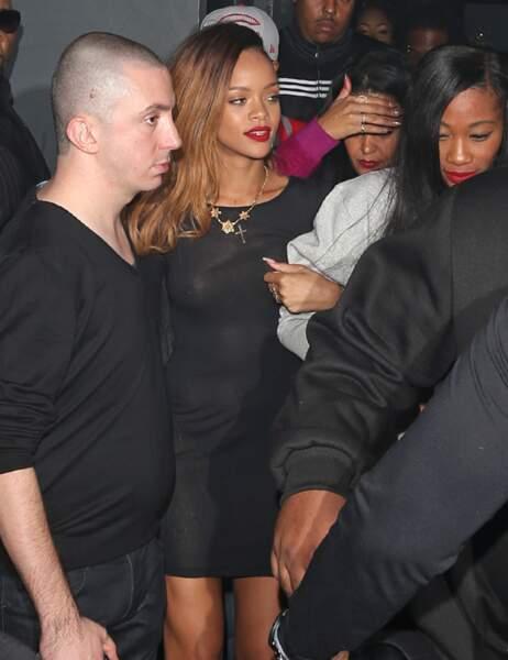 Rihanna (janvier 2013)