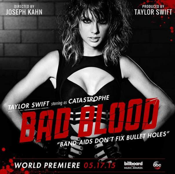 Taylor Swift, herself !