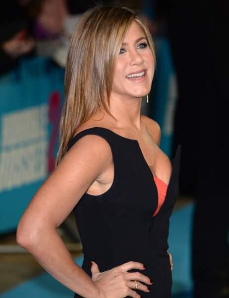 Jennifer Aniston chic et sexy