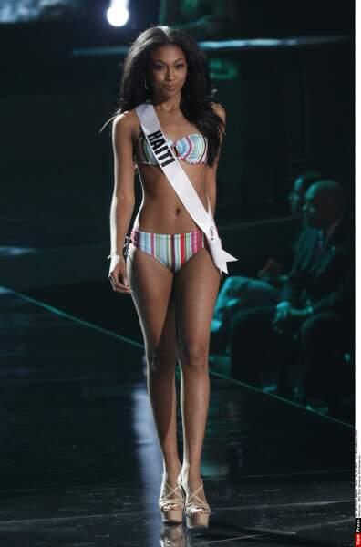 Miss Haiti, Lisa Elizabeth Drouillard