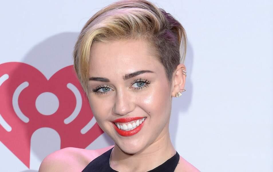 Sagittaire 23 novembre - 21 décembre (Miley Cyrus)