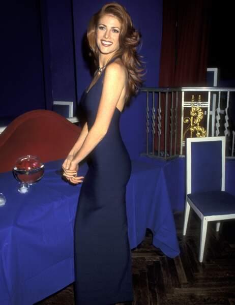 Angie Everhart en 1995