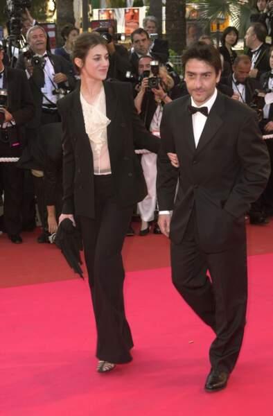 Charlotte Gainsbourg et Yvan Attal en couple depuis 1991