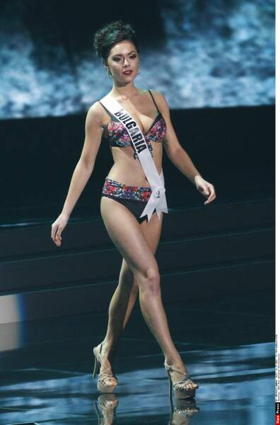 Miss Bulgarie, Radostina Borislavova Todorova